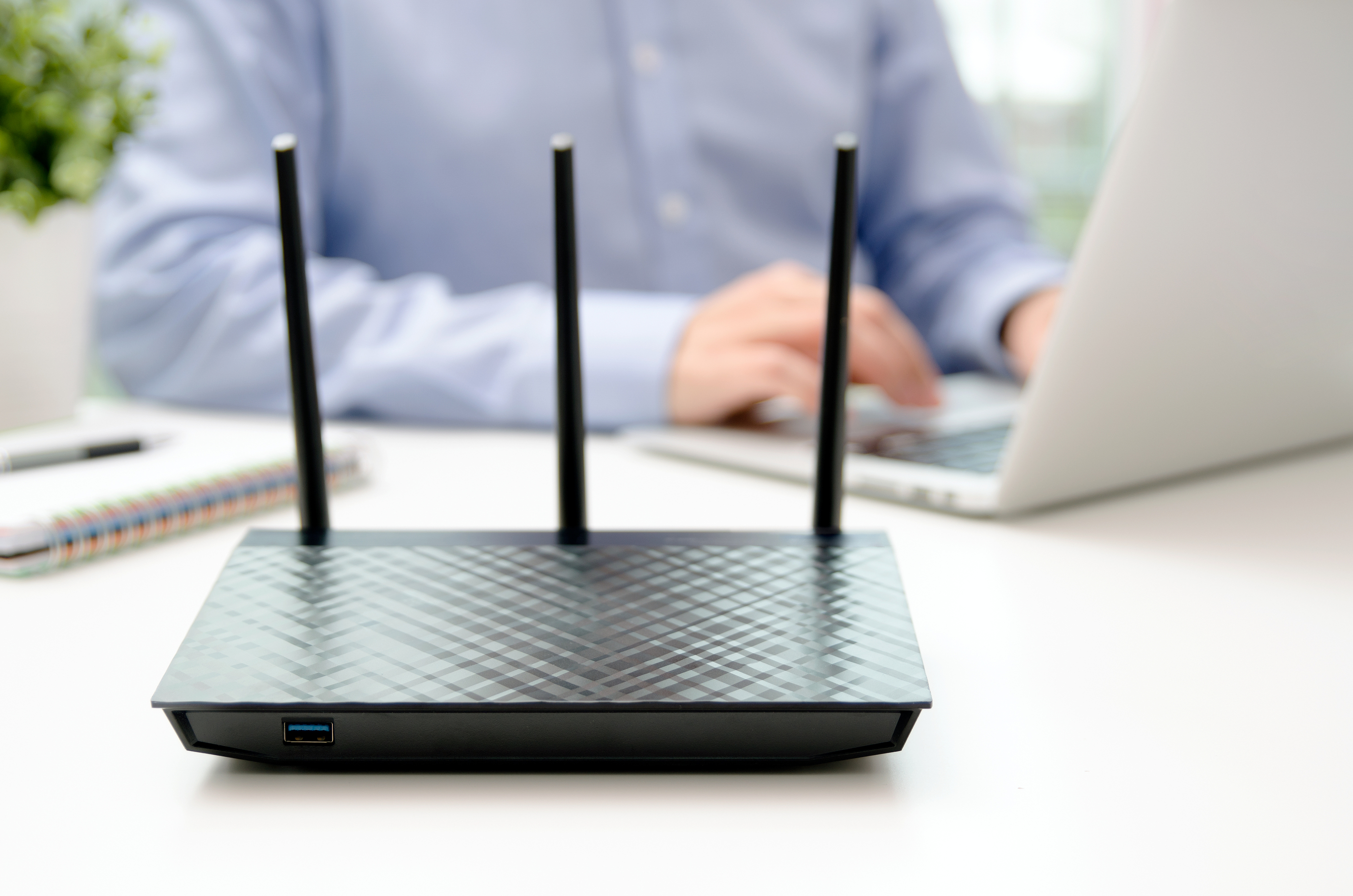 Tips for Securing a Home Router While Working from Home Due to COVID-19