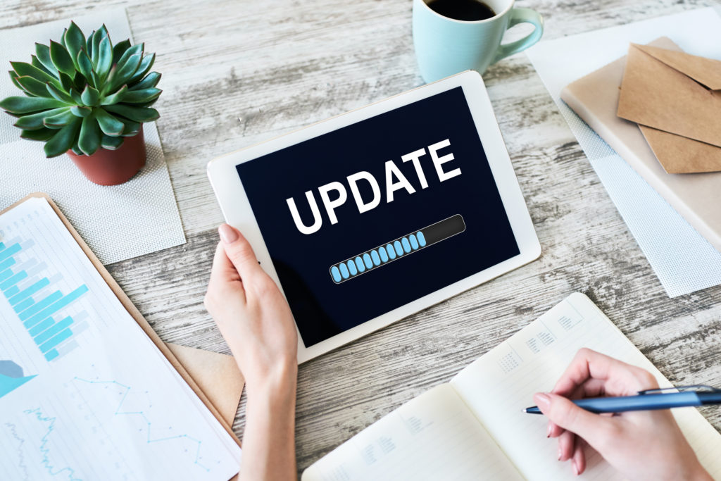 Why It's Vital You Keep Your Software & OS Updated