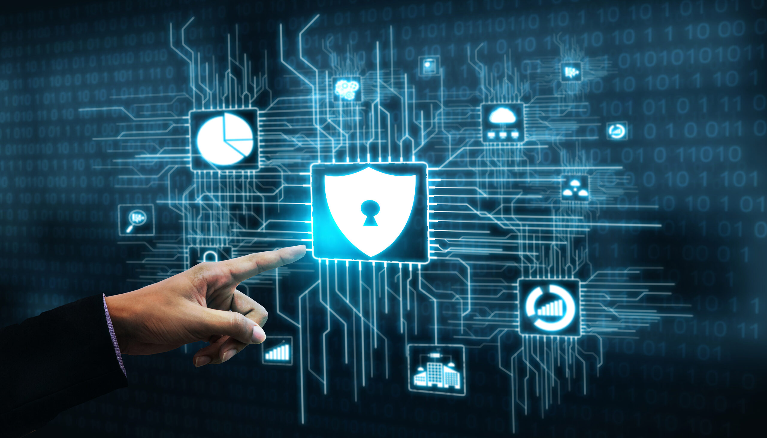 Cyberattacks Are Skyrocketing! Learn the Advantages of a Managed Firewall